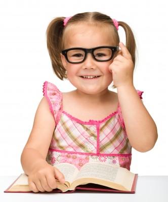 Bessere Schulnoten durch gutes Sehen
