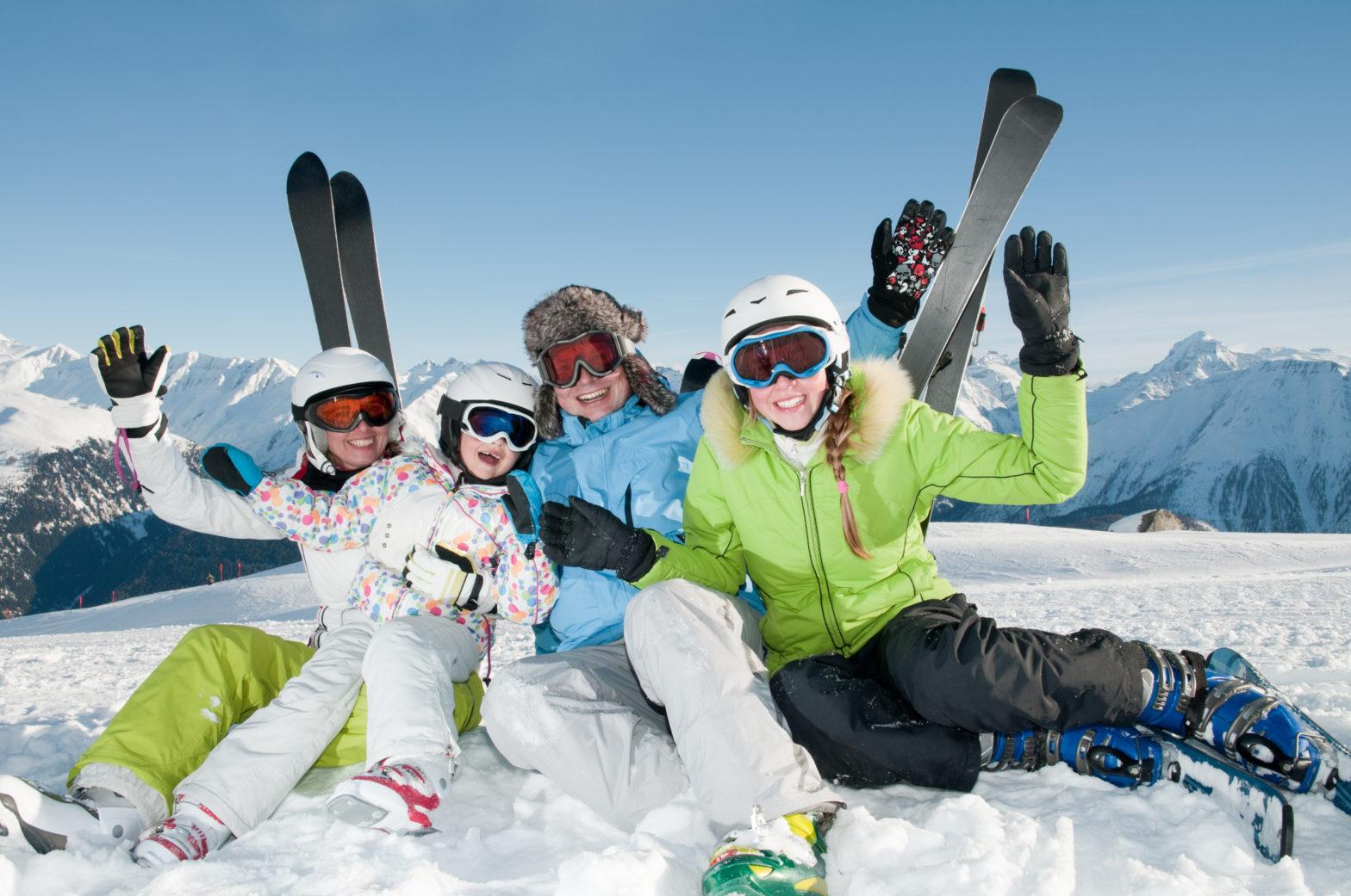 Für ein unfallfreies Ski- und Snowboardvergnügen