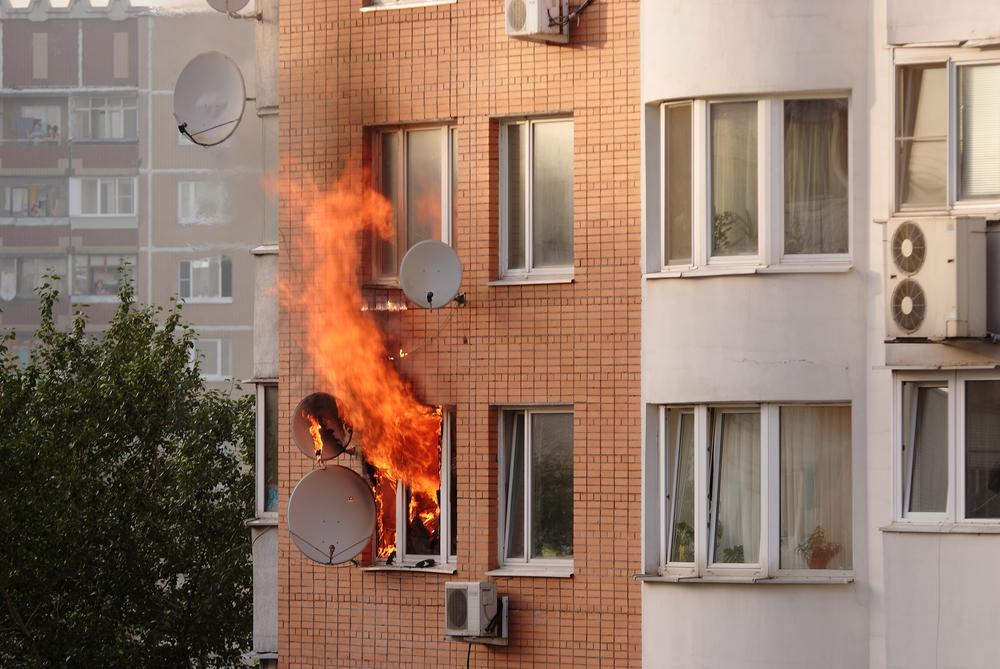 Wohnungsbrand wird oft unterschätzt