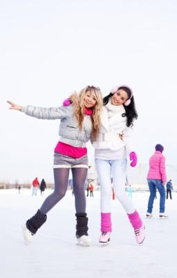 6.700 Verletzte durch Eislaufen im Jahr 2011