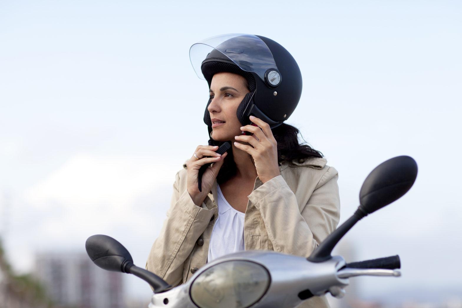 Viele Motorradfahrer unterschätzen die Unfallgefahr.