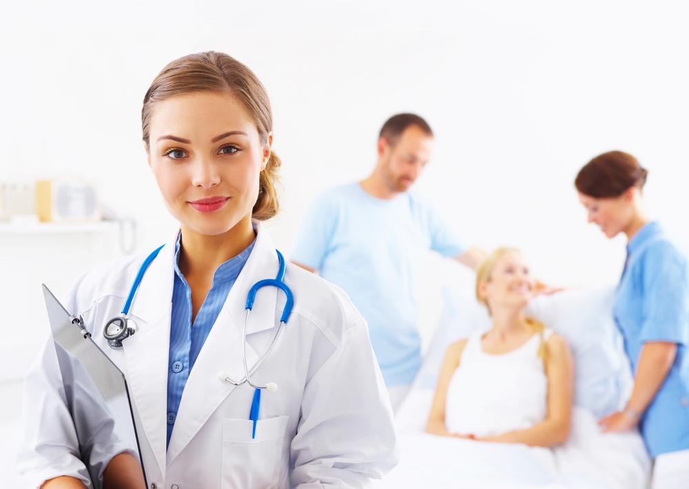 Eine private Krankenversicherung bietet viele Vorteile, wie zum Beispiel freie Arztwahl.