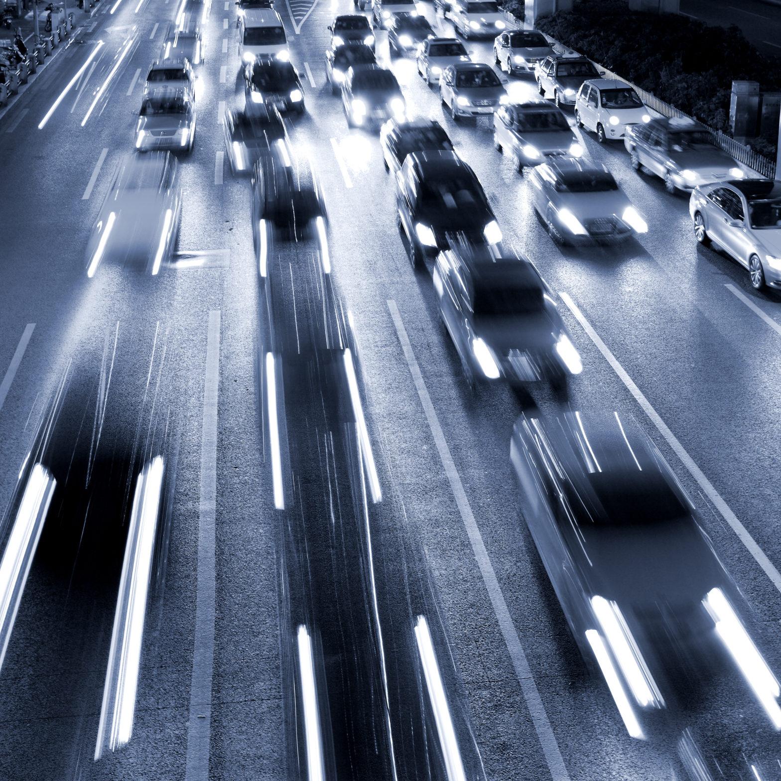 27% der Befragten geben an, hin und wieder zu schnell zu fahren.